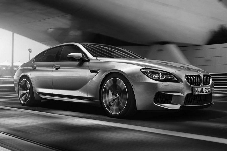 BMW M6 Gran Coup TV Spot