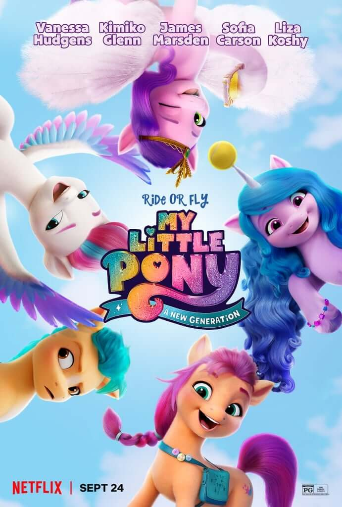 My Little Pony – A New Generation